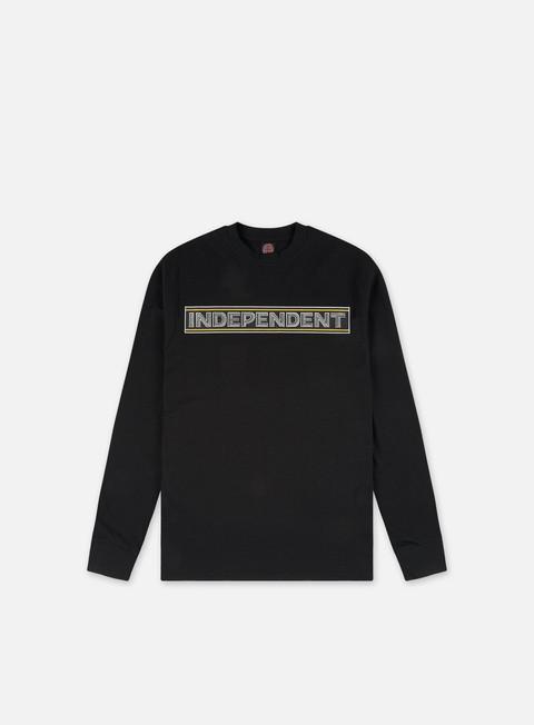 T-shirt a manica lunga Independent Bar Cross Ribbon LS T-shirt
