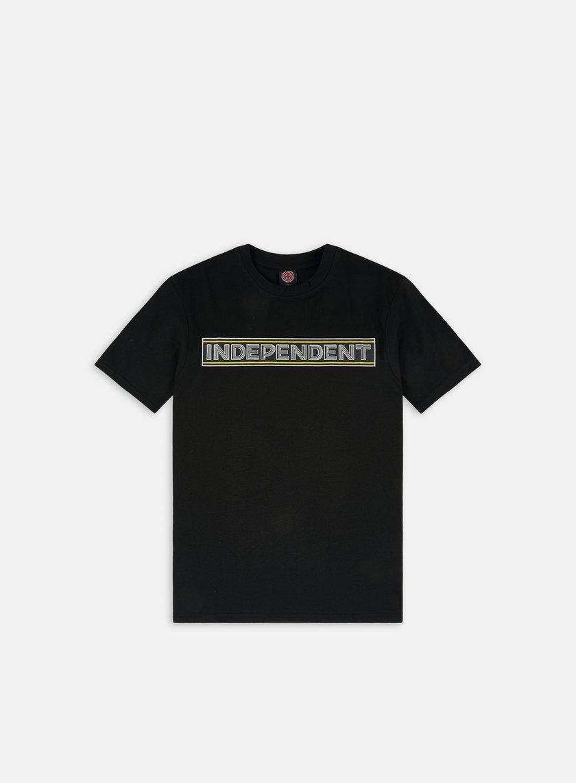 Independent Bar Cross Ribbon T-shirt