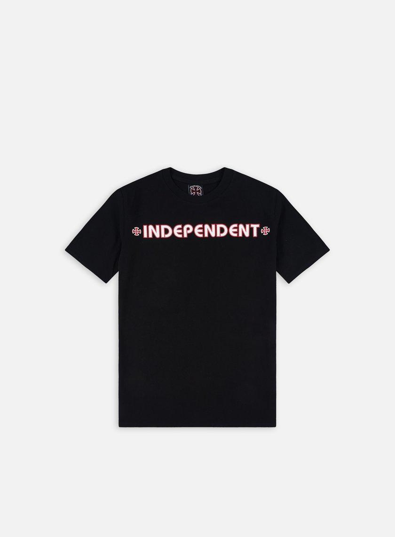 Independent Bar Cross T-shirt