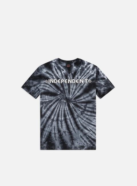 Short Sleeve T-shirts Independent Bar Cross T-shirt