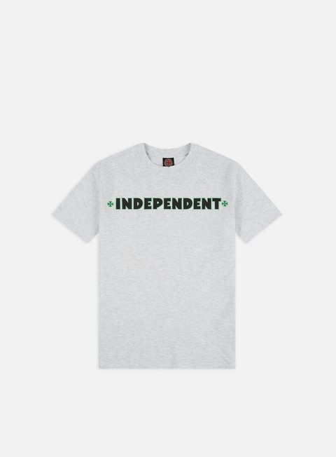Outlet e Saldi T-shirt a Manica Corta Independent Bc Primary T-shirt