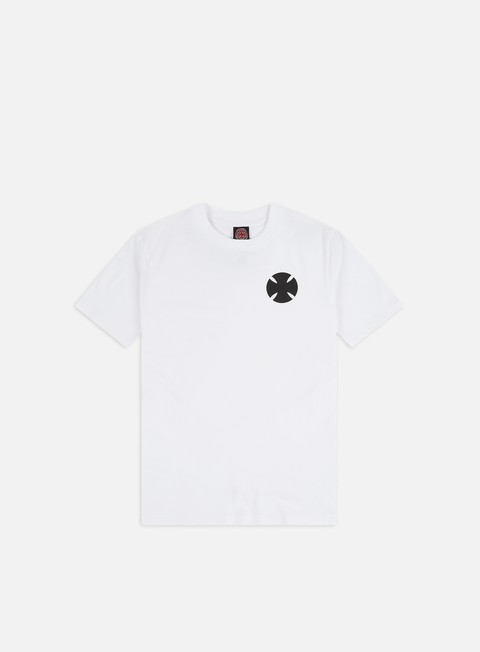 Outlet e Saldi T-shirt a Manica Corta Independent G.F.L. Reaper T-shirt