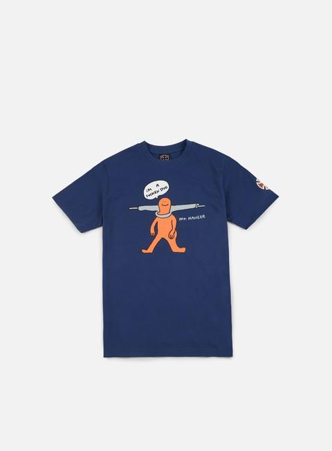 Outlet e Saldi T-shirt a Manica Corta Independent Gonz Stud T-shirt