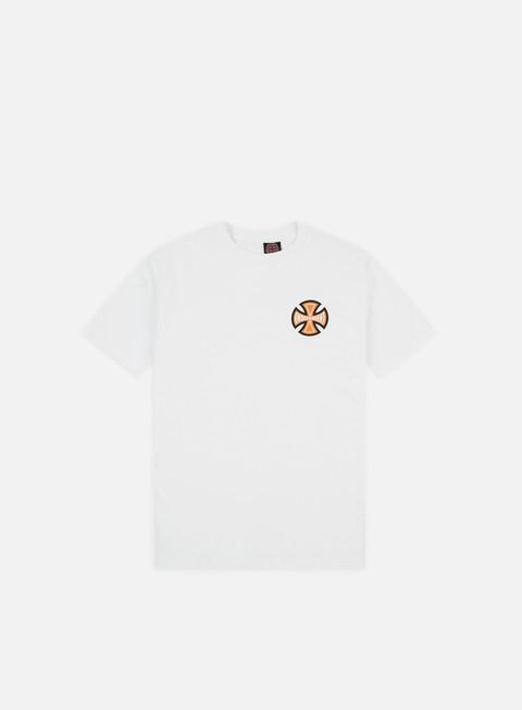Outlet e Saldi T-shirt a Manica Corta Independent Guranteed T-shirt