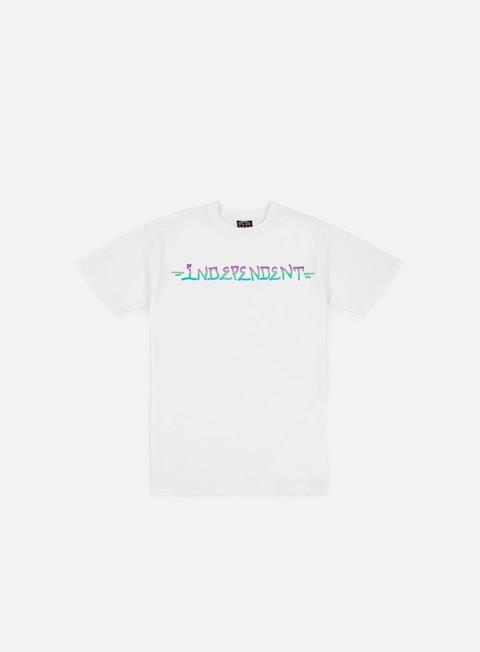 Outlet e Saldi T-shirt a Manica Corta Independent Guzman Stencil T-shirt