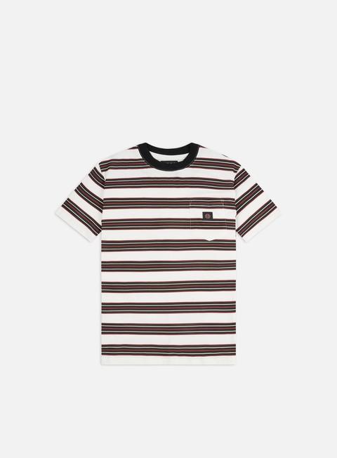 Independent Hachure Pocket T-shirt