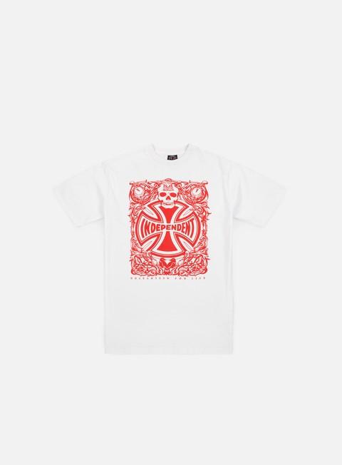 T-shirt a Manica Corta Independent Hold'Em T-shirt