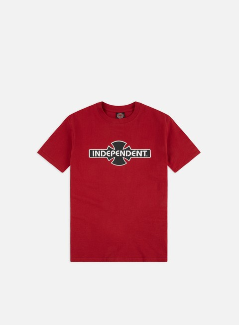 Outlet e Saldi T-shirt a Manica Corta Independent O.G.B.C. T-shirt