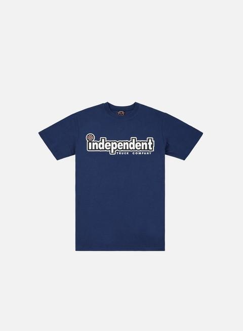 T-shirt a Manica Corta Independent Outline T-shirt