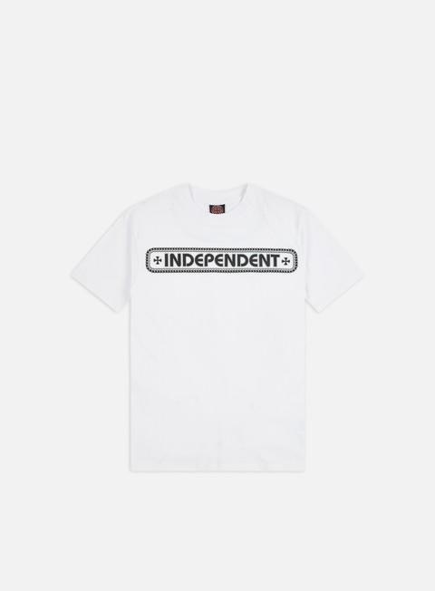 Short Sleeve T-shirts Independent Rebar Cross T-shirt