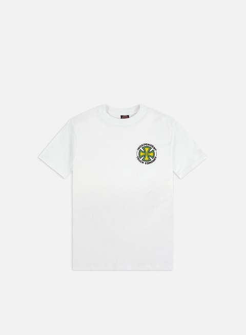 Short Sleeve T-shirts Independent Repeat Cross T-shirt