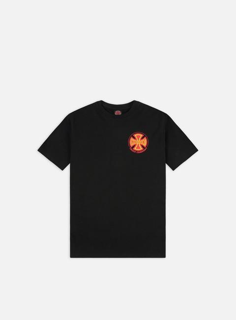 Outlet e Saldi T-shirt a Manica Corta Independent Speed Fade T-shirt