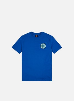 Independent - Stained Glass Cross T-shirt, Royal