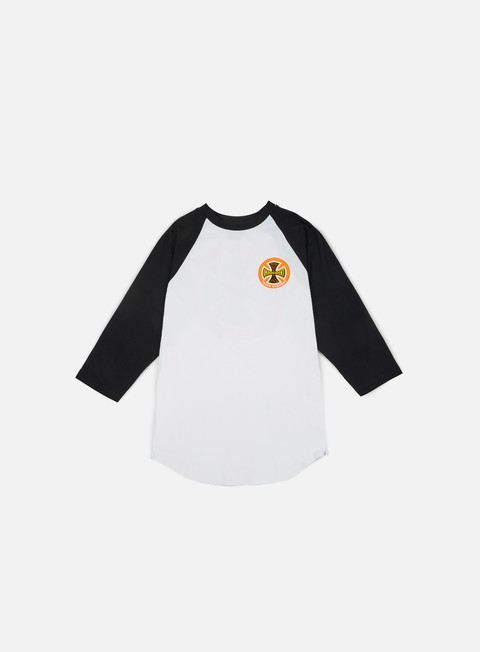Outlet e Saldi T-shirt a Manica Lunga Independent Suspension Sketch Baseball Top