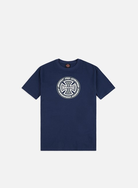 Outlet e Saldi T-shirt a Manica Corta Independent Tc Blaze T-shirt