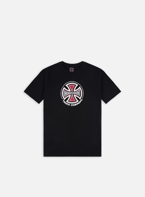 t shirt independent truck co t shirt black