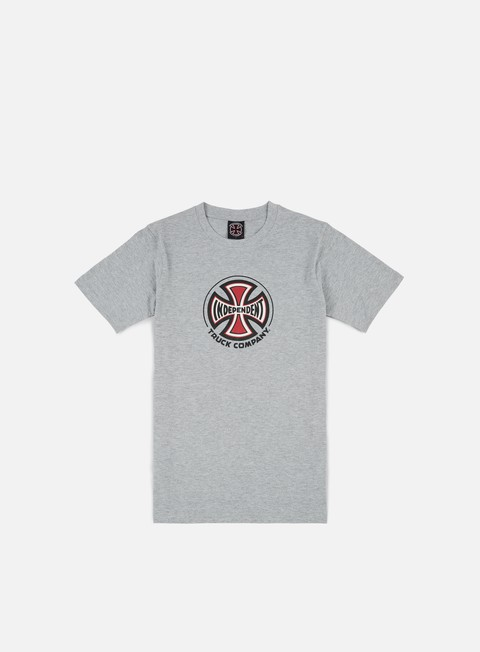 t shirt independent truck co t shirt dark heather