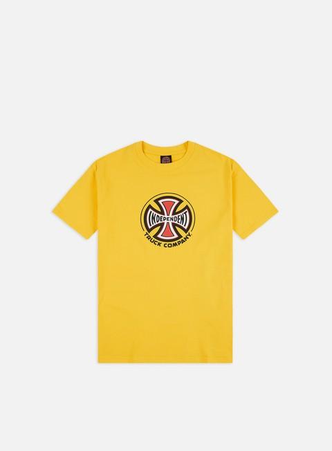 Outlet e Saldi T-shirt a Manica Corta Independent Truck Co T-shirt