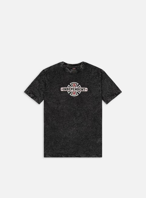 Short sleeve T-shirts Independent Vintage B/C T-shirt