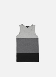 Iuter - Band Tank Top, Black
