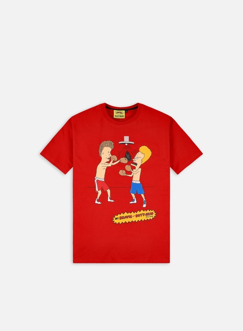 Iuter Beavis And Butt-Head Knockout T-shirt