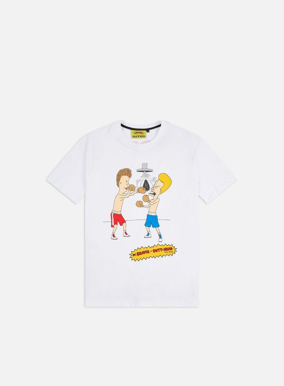 Iuter Beavis And Butt-Head Knockout T-shirt