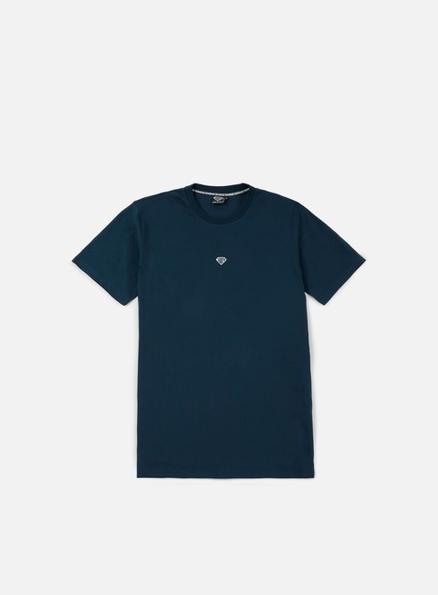 t shirt iuter bottomlogo t shirt deep blue