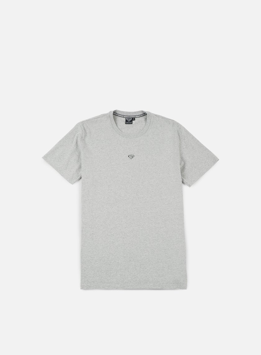 Iuter - Bottomlogo T-shirt, Light Grey