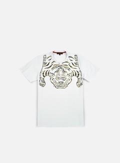 Iuter - Camo Tibetan T-shirt, White 1