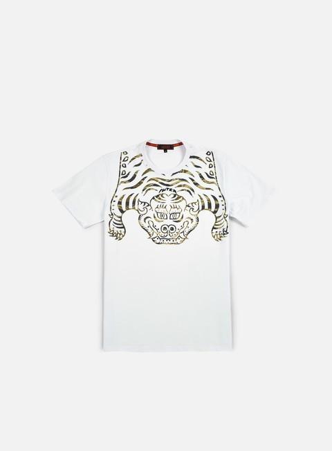 Short Sleeve T-shirts Iuter Camo Tibetan T-shirt