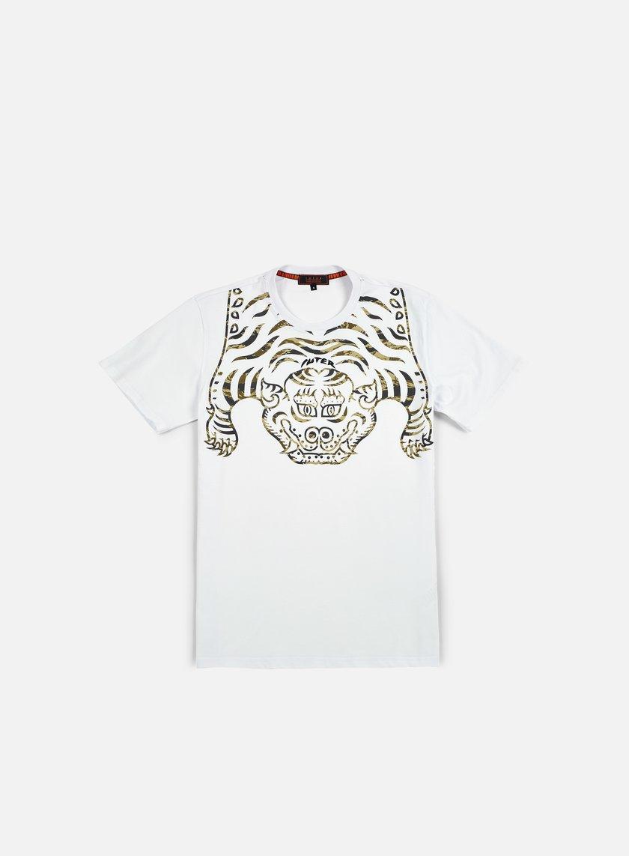 Iuter - Camo Tibetan T-shirt, White