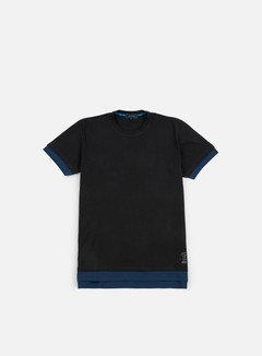 Iuter - Cattle Doble Sleeve T-shirt, Black