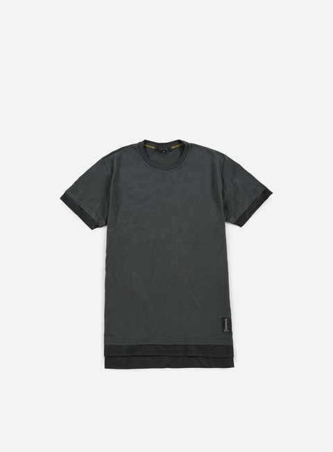 Iuter Cattle Leather Doble Sleeve T-shirt