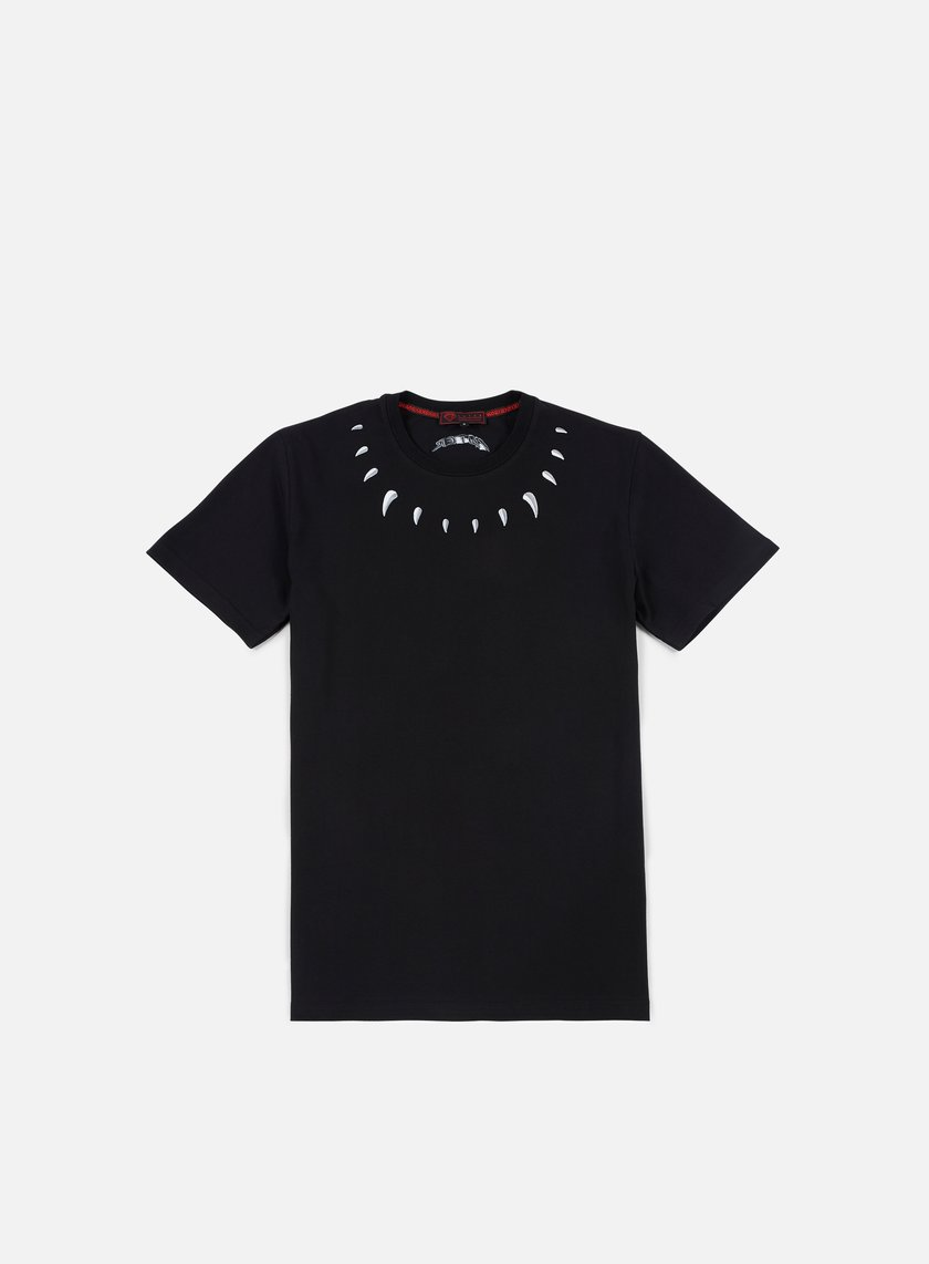 Iuter - Claws T-shirt, Black