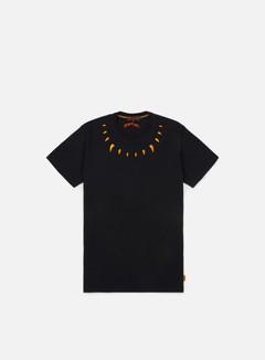 Iuter - Claws T-shirt, Black/Orange