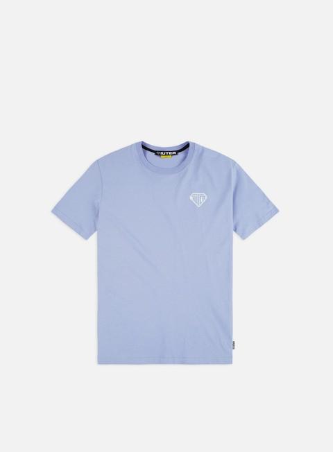 Outlet e Saldi T-shirt a Manica Corta Iuter Double Logo T-shirt