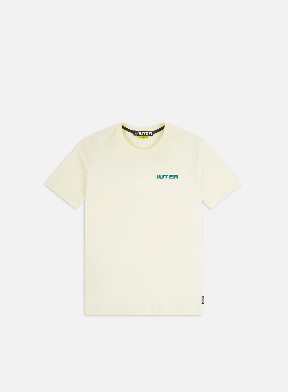 Iuter Double Logo T-shirt