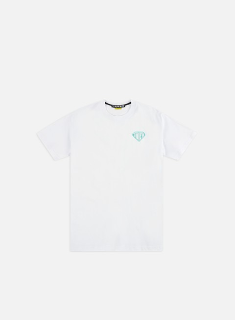 Short Sleeve T-shirts Iuter Double Logo T-shirt