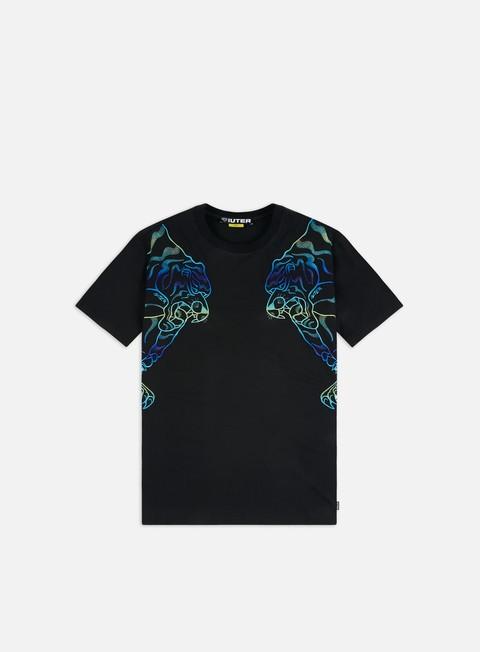 Outlet e Saldi T-shirt a Manica Corta Iuter Double Nepal T-shirt