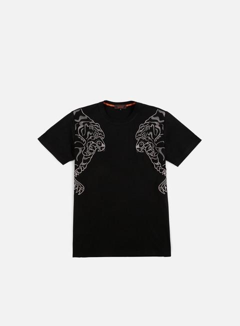 t shirt iuter double nepal t shirt black
