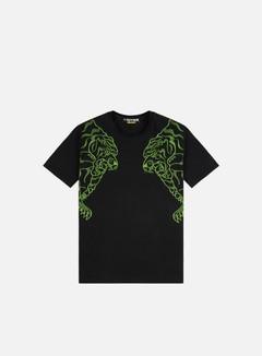 Iuter - Double Nepal T-shirt, Black/Green