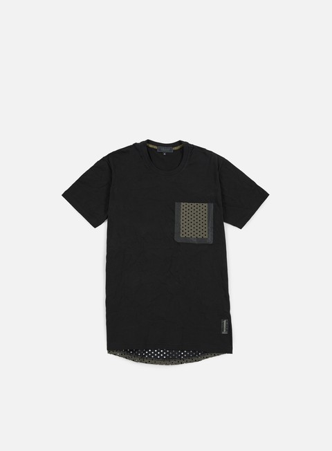 t shirt iuter drill t shirt black