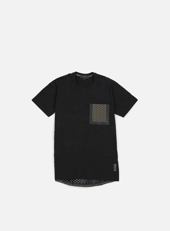 Iuter - Drill T-shirt, Black