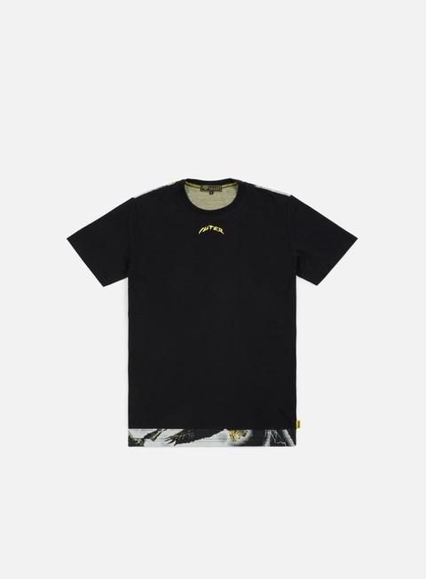 Outlet e Saldi T-shirt a Manica Corta Iuter Eagle Storm Cut Insert Jacquard T-shirt