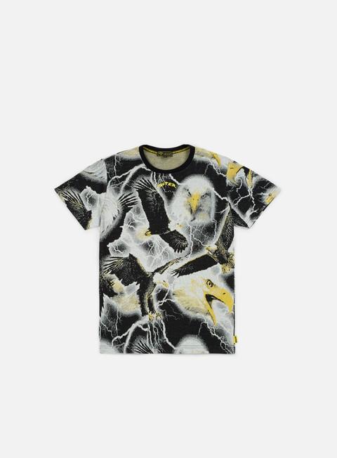 Outlet e Saldi T-shirt a Manica Corta Iuter Eagle Storm Cut Jacquard T-shirt