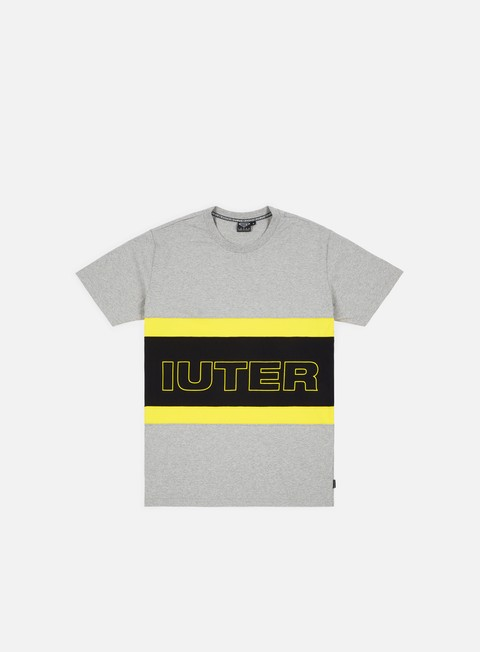 t shirt iuter eurostyle band t shirt light grey