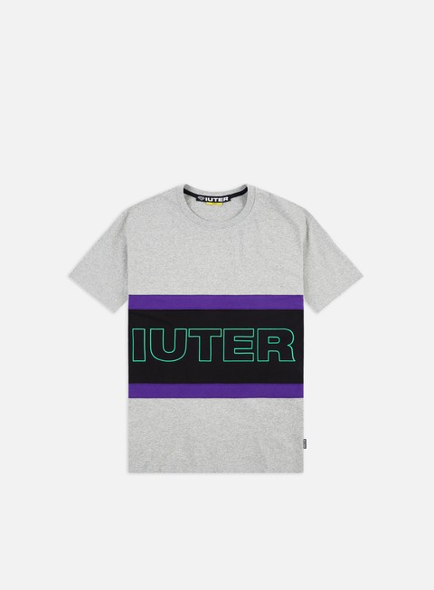 Outlet e Saldi T-shirt a Manica Corta Iuter Eurostyle Band T-shirt