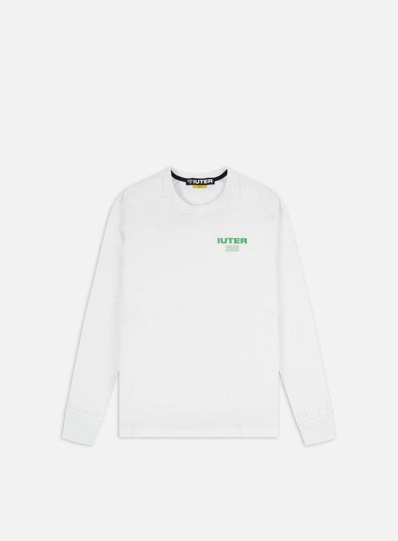 Iuter Fast Logo LS T-shirt