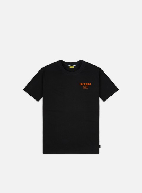 Short Sleeve T-shirts Iuter Fast Logo T-shirt