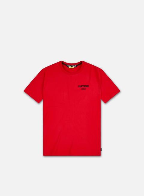 T-shirt a manica corta Iuter Fast Logo T-shirt